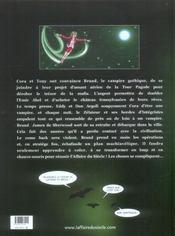 Affaire Du Siecle T2 Vampire A Louer - 4ème de couverture - Format classique