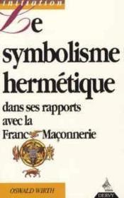 Symbolisme hermetique - Couverture - Format classique