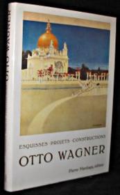 Otto wagner esquisses projets constructions - Couverture - Format classique
