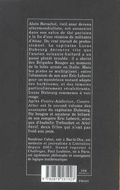 Contre-Attac - 4ème de couverture - Format classique