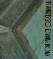 Annees 20 (Les) - Couverture - Format classique