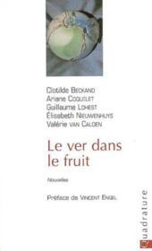 Le Ver Dans Le Fruit - Couverture - Format classique