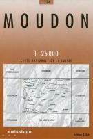Moudon - Couverture - Format classique