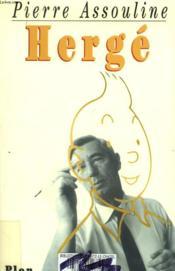 Hergé - Couverture - Format classique
