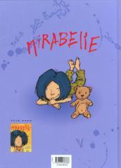 Mirabelle t.2 ; la jungle de la vie - 4ème de couverture - Format classique