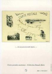 Alger ; la capitale de l'Algérie au début du siècle - 4ème de couverture - Format classique
