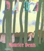 Revue Dada N.123 ; Maurice Denis - Intérieur - Format classique