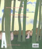 Revue Dada N.123 ; Maurice Denis - 4ème de couverture - Format classique