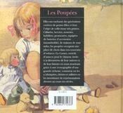 Poupées et objets de poupées - 4ème de couverture - Format classique