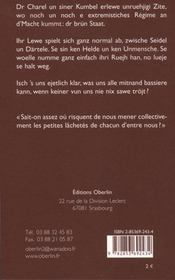 E Bruner Morje - 4ème de couverture - Format classique