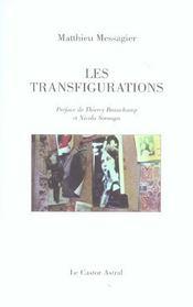 Les transfigurations - Intérieur - Format classique