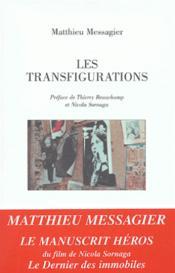 Les transfigurations - Couverture - Format classique
