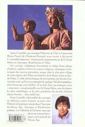 Marie En Auvergne - 4ème de couverture - Format classique