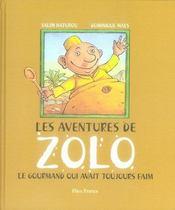 Les aventures de zolo, le gourmand qui avait toujours faim - Intérieur - Format classique