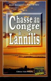 Chasse Au Congre A Lannilis - Couverture - Format classique