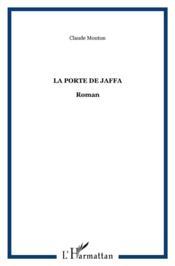 La porte de jaffa - Couverture - Format classique