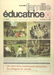 Nouvelle Famille Educatrice (La) N°8 du 01/07/1971 - Couverture - Format classique
