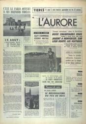 Aurore (L') N°9623 du 15/08/1975 - Couverture - Format classique