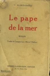 Le Pape De La Mer. - Couverture - Format classique