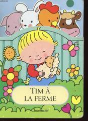 Tim A La Ferme - Couverture - Format classique