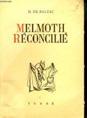 Melmoth Reconcilie - Couverture - Format classique