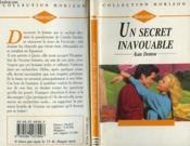 Un Secret Inavouable - Cross Purposes - Couverture - Format classique