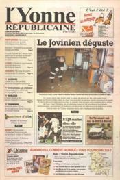 Yonne Republicaine (L') N°191 du 20/08/2001 - Couverture - Format classique