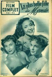 Tous Les Jeudis - Film Complet N° 311 - La Plus Belle Fille Du Monde - Couverture - Format classique