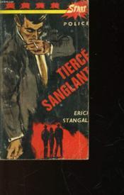 Tierce Sanglant - N°1 - Couverture - Format classique