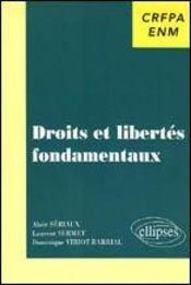 Droits Et Libertes Fondamentaux Crfpa Enm - Intérieur - Format classique