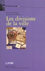Les Divisions De La Ville - Intérieur - Format classique