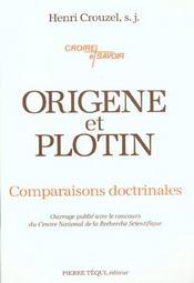 Origene Et Plotin - Intérieur - Format classique