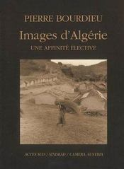 Images D'Algerie, Une Affinite Elective - Intérieur - Format classique