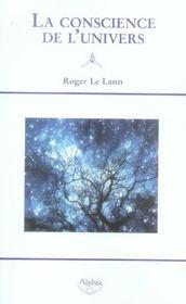 La conscience de l'univers - Intérieur - Format classique