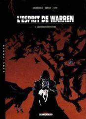 L'Esprit De Warren T.1 ; La Dix-Neuvième Victime - Couverture - Format classique