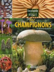 Encyclopédie visuelle des champignons - Couverture - Format classique