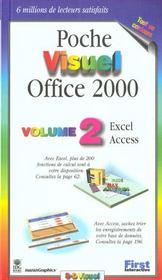 Poche Visuel Office 2000 T.2 - Intérieur - Format classique