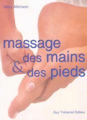 Massage des mains et des pieds - Intérieur - Format classique