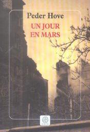 Un Jour En Mars - Intérieur - Format classique