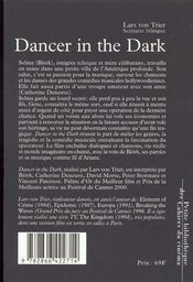 Dancer in the dark - 4ème de couverture - Format classique