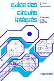 Guide Des Circuits Integre - Intérieur - Format classique