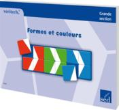 Veritech ; Formes Et Couleurs ; Cycle 2 - Couverture - Format classique