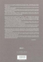 Walter Swennen / Pif - 4ème de couverture - Format classique