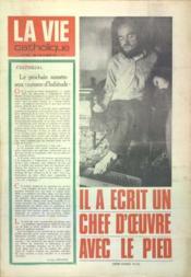 Vie Catholique (La) N°1352 du 07/07/1971 - Couverture - Format classique