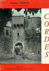 Cordes - Couverture - Format classique