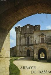 Abbaye De Bassac - Couverture - Format classique