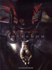 Totendom t.2 - Intérieur - Format classique