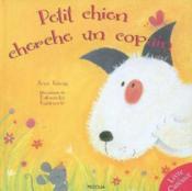 Livre A Caresser/Petit Chien Cherche Un Copain - Couverture - Format classique