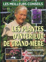 Les Plantes D'Interieur De Grand-Mere - Intérieur - Format classique