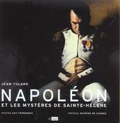 Napoleon Et Les Mysteres De Sainte-Helene - Intérieur - Format classique